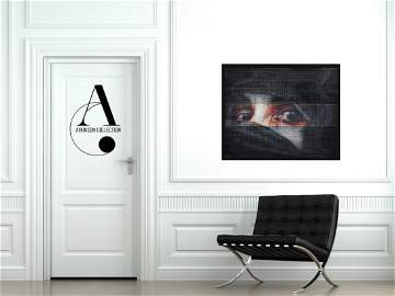Pinsone: Black Noise - Original Painting