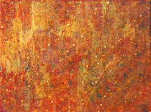 Thumbprint: All That Glitters - Original Painting