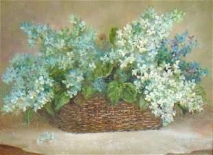 Paul: Original Oil Painting
