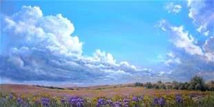 Prairie Sky - Original Painting