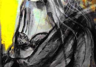 Colangelo: Heather - Original Painting