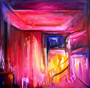Dubovyk: Dream - Original Painting