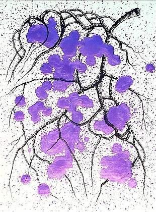 Grape Drank - Original Painting