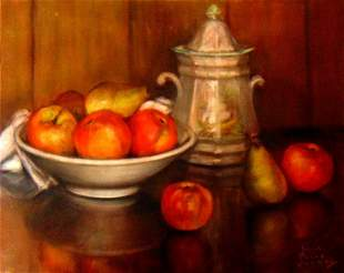 Varney: Original Painting