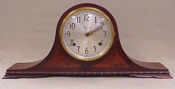 3: Sessions Mantle Clock-Napoleon Design