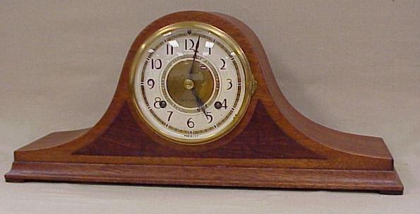 4: New Haven Mantle Clock-Napoleon Design