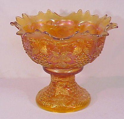 315: Carnival Northwood Grape & Cable Master Punch Bowl