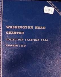 693: Washington Head Quarter Collection 1946-59D
