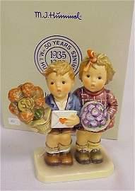 182: Hummel Figurine Jubilee #416 w/ Case