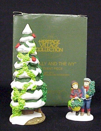 403: MIB-Dept 56 The Holly & The Ivy-1997 Event Piece