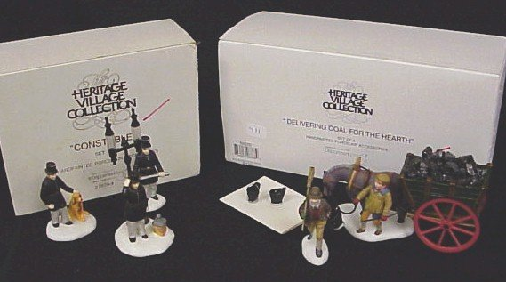 411: MIB-Dept 56 Accessory Grouping