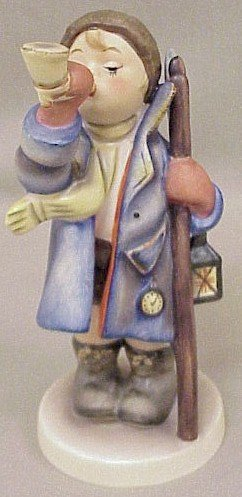 3: Hummel Figurine Hear Ye, Hear Ye #15/O