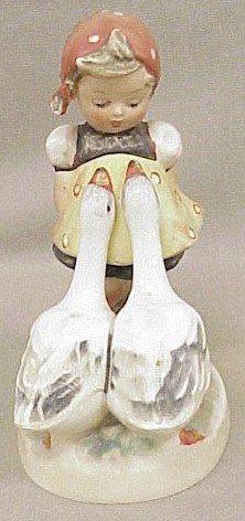 6: Hummel Figurine Goose Girl #47/O