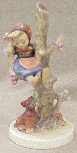 7: Hummel Figurine Out of Danger #56/B