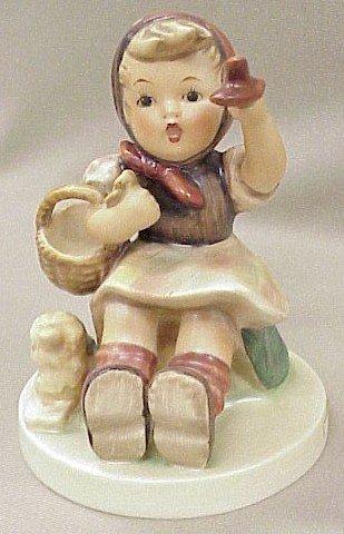 9: Hummel Figurine Farewell #65/I
