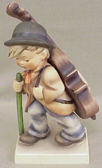 14: Hummel Figurine Little Cellist #89/II