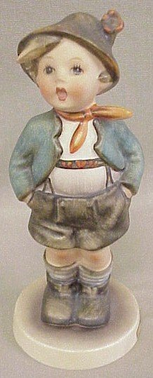 15: Hummel Figurine Brother #95