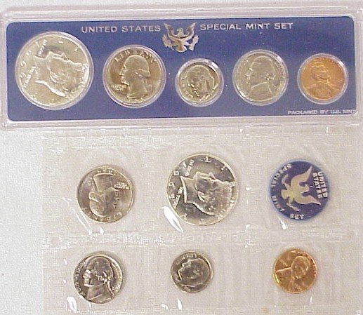 503: 1965 & 1966 US Special Mint Sets