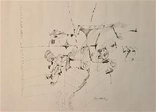 Bellandi Giorgio - Untitled, 1966