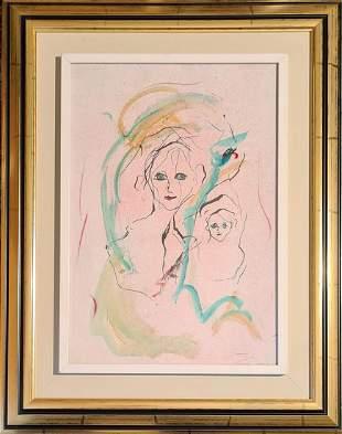 Treccani Ernesto - Maternity, 1988