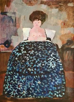 Possenti Antonio - Armida in bed, 1970