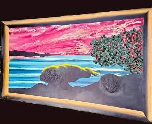 Collina Giuliano - Landscape in perspective