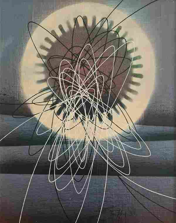 Crippa Roberto - Spirals, 1951