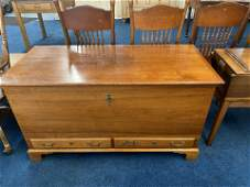 Early Dower Chest