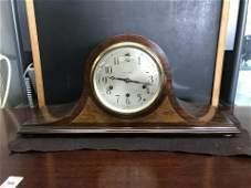 Seth Thomas Tambor Rosewood Mantle Clock