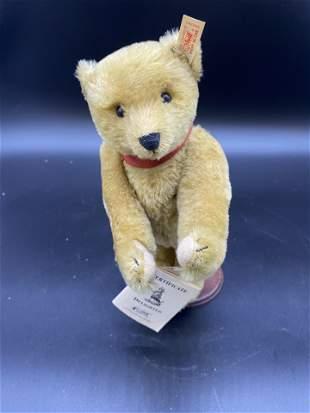 """Steiff Bear """"Teddy B Delighted"""""""