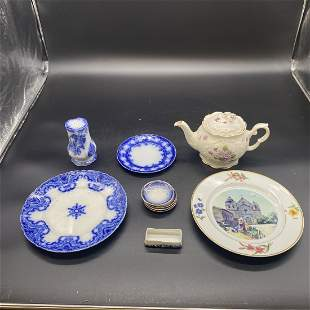 Porcelain Lot