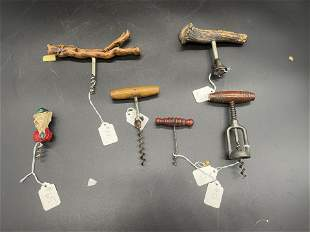 Grouping Of Cork Screws