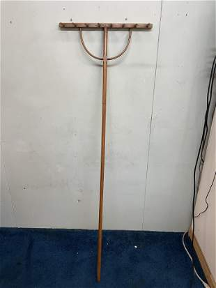 Primitive Hay Fork