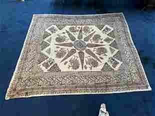 Iranian Cotton Coverlet