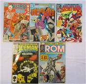 ROM 1 1979 Spaceknight Bronze Age Marvel Comics