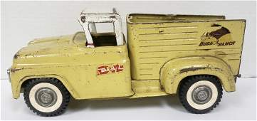 METAL BUDDY L TOY RANCH HORSE PICKUP TRUCK