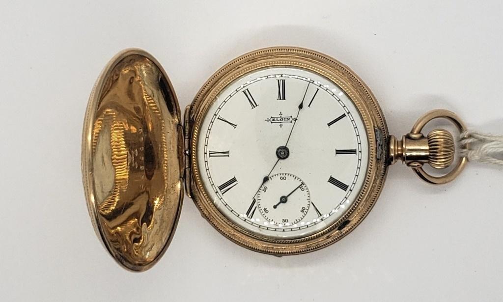 Stunning Ladies Antique Elgin Pocket Watch - Grade