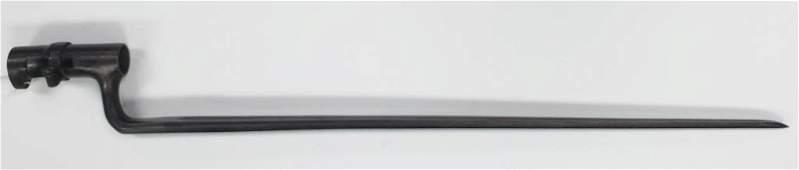 Civil War/Spanish American War Socket Bayonet