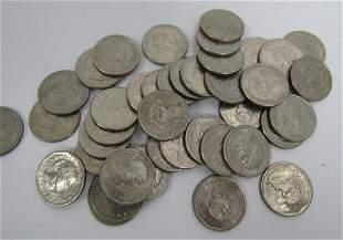 40- SUSAN B ANTHONY DOLLARS