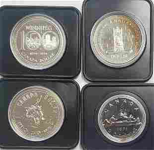 1974-1977 CANADA DOLLARS