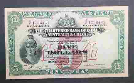 1948 The Chartered Bank Of