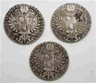 3-M.THERESIA of AUSTRIA 1780