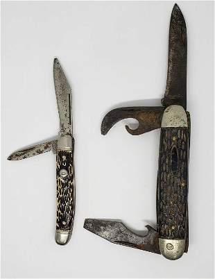 KUTMASTER & IMPERIAL POCKET KNIVES
