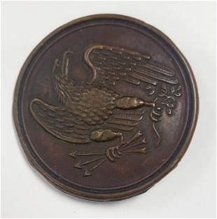 Civil War Union Breast Plate