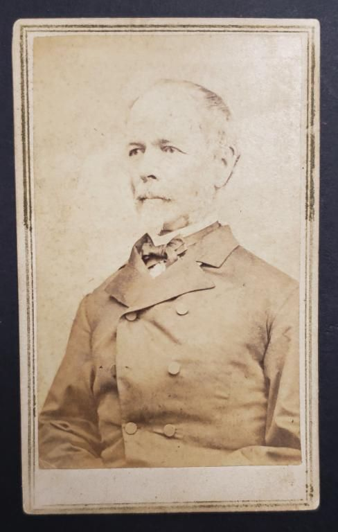 Civil War Confederate Lt. General Joseph E Johnsto