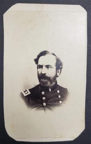 Civil War Union General John Sedgwick CDV Photo Ca