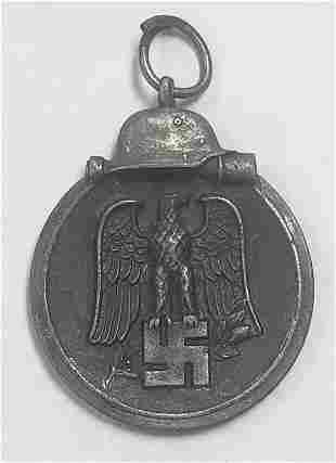 WW2 German Eastern Medal Winterschlacht im Osten