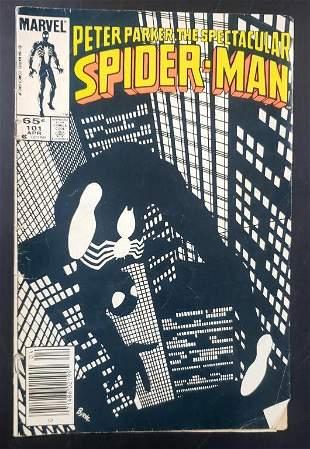 Peter Parker Spectacular Spider-Man 101
