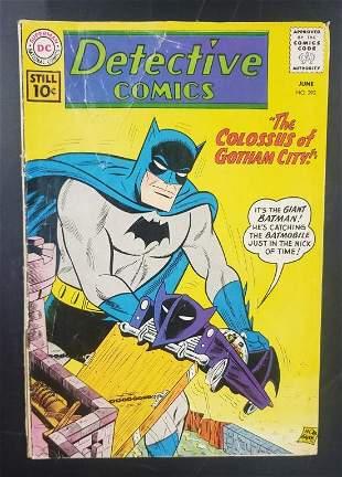 DETECTIVE COMICS #292 BATMAN