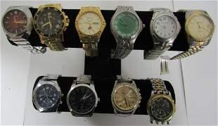 10 Mens Quartz Wrist Watches-Citizen-Seiko-Styleco